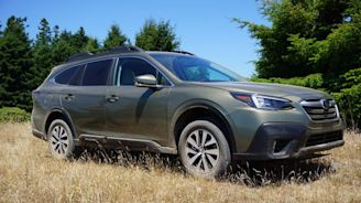 Subaru fans rejoice, new Legacy and Outback are the best yet