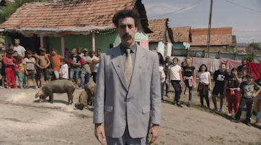 'Borat 2' Got 3 Golden Globes Noms—Here's How You Can Watch It For Free
