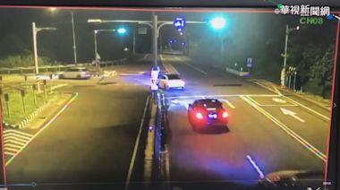 40台車聚集夜遊 警出動22人攔截開單