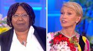 'The View': 'Shark Tank' Star Makes Cringy, Fat Shaming Joke About Whoopi Goldberg