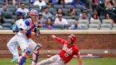 Mets' offense stifled in loss to Reds as Cincinnati takes series