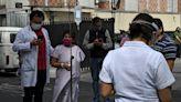 Powerful quake strikes southern Mexico, tsunami warning issued