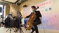 紓解壓力 玉山銀捐贈北護大音樂教室