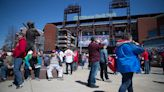 The first step toward normalcy at Citizens Bank Park in 2021