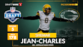 Packers select scouting staff favorite in CB Shemar Jean-Charles