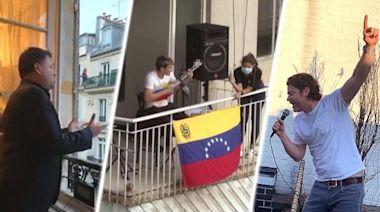 Neighbors Around the World Sing From Balconies Amid Coronavirus Pandemic