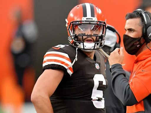 Kevin Stefanski hopes Baker Mayfield is much more comfortable with offense in 2021