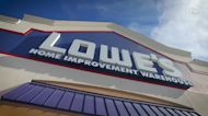 Lowe's big sales growth lags Home Depot