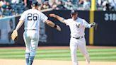 Yankees' triple play caps Athletics' 2-1 loss in series finale