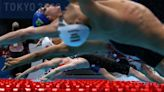 Britain wins gold in first-ever Olympic mixed 4x100m medley relay