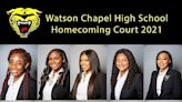 Watson Chapel names its Homecoming Court