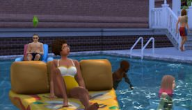 The Sims Is My 'Last Normal Photo'