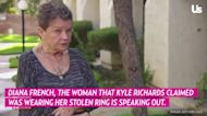 The Woman Accused of Wearing Kyle Richards' Stolen Ring Speaks Out