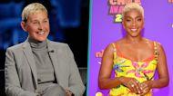Tiffany Haddish Addresses Rumors That She Might Replace Ellen DeGeneres's As A Talk Show Host