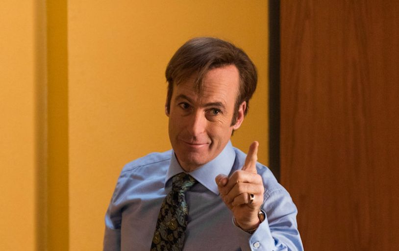 Bob Odenkirk confirms 'small heart attack' in first message since hospitalisation