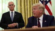 Pence refuses to remove Trump from office