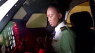 SA Black pilot inspires women to reach for the sky