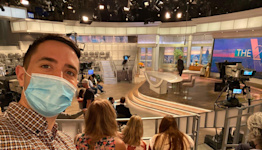 The View : I Was in the Audience When Sunny and Ana Tested Positive for COVID — Here's How It Unfolded