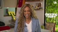 Erin Andrews Reacts to Tyra Banks Saying Hosting 'DWTS' Is a 'Challenge'