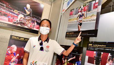 東京奧運|程小雅尋人答謝支持 何宛淇盼延續關注