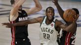 Bucks overhaul roster in attempt to improve playoff fortunes