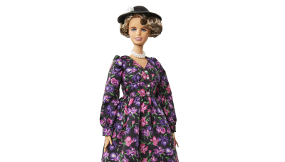 Barbie releases Eleanor Roosevelt doll as historical role model for International Women's Day