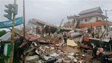 印尼6.2地震7死600多傷 數千民眾驚恐逃離家園