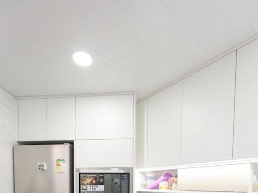 藍田麗港城700呎家居裝修!衝破鑽石廳佈局限制!簡約木系+溫馨明亮!@裝修佬專欄|家居七巧板 | 好生活百科 | 新假期