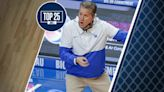 College basketball rankings: Kentucky jumps in early Top 25 And 1 after landing TyTy Washington