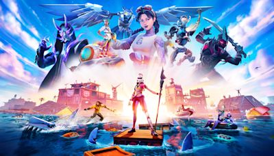 'Fortnite' trailers show map, items and Aquaman for Chapter 2 Season 3