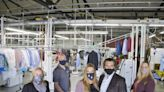 Dry cleaners hope vaccinations save industry crushed by work-from-home attire