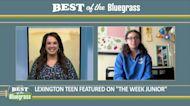 Lexington teen featured on 'The Week Junior'