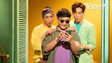 【MIRRORXERROR】Dee+Lokman+Stanley齊拍廣告 邊玩疊羅漢邊轉碗 - 香港經濟日報 - TOPick - 娛樂