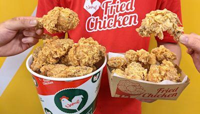 整桶都是雞腿!拿坡里炸雞「買8送8」限時優惠,加碼再送五倍券好康