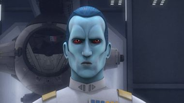 ICYMI, The Mandalorian Name-Dropping Grand Admiral Thrawn Is a Very Ominous Sign