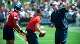 Russell Wilson perfectly to Gerald Everett ends imperfect day 2 of Seahawks training camp