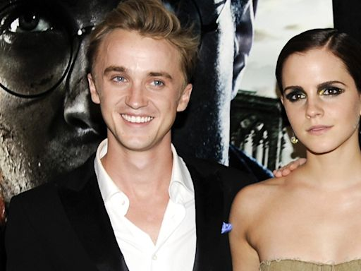 Tom Felton charms 'Harry Potter' fans with Emma Watson throwback