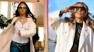 Jennifer Lopez Recreates 'Love Don't Cost a Thing' Music Video for Its 20th Anniversary