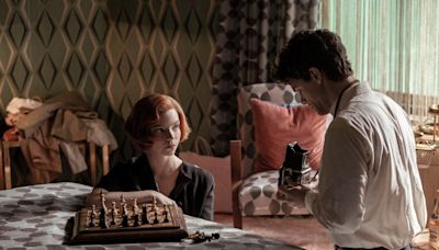 """""""The Queen's Gambit"""" is the sexiest and most thrilling TV show about chess you'll ever watch"""