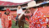Kansas City Chiefs aren't changing name. But they're putting Warpaint out to pasture