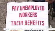 Legal battle over unemployment benefits