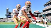 49ers' two 90-plus yard touchdown drives first for team since 1992