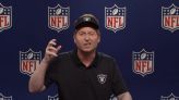 'SNL' Tackles Jon Gruden Email Scandal, NFL Race Issues in Cold Open Sketch
