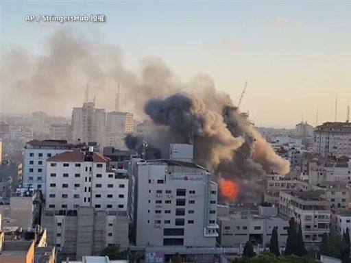 剛與阿聯關係正常化!以色列「戰機猛轟加薩」引反彈