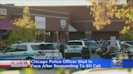 Chicago Police Officer Shot In Face In Lincoln Park After Responding To 911 Call