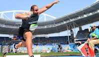 Georgian Olympic Shot Putter Suspended After Failed Steroid Test
