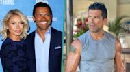 Kelly Ripa Shares Steamy Throwback Photo Of Mark Consuelos Showing Off Bulging Biceps