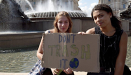 Climate change: Polls shows rising demand for government action