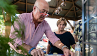 Andrew Zimmern's Family Dinner Is the New TV Show We All Need Right Now