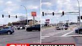Hostages taken in Minnesota bank heist as FBI and SWAT teams surround branch